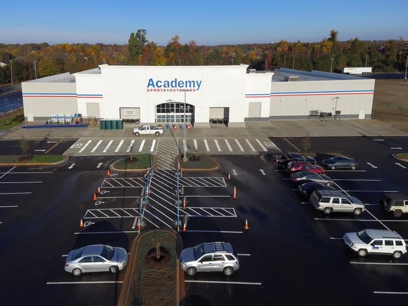 Academy - Burlington NC