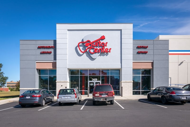 Guitar Center - Winston Salem NC
