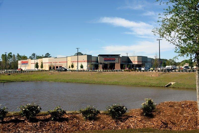 CostcoWest Jacksonville, FL – T. D. Farrell Construction, Inc.