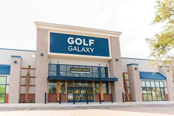 Dicks Sporting Goods & Golf Galaxy – Myrtle Beach, SC